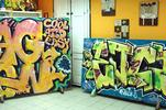Can Tauler fa del graffiti un art
